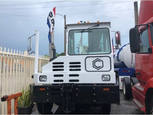 *2648*2012 CAPACITY TJ5000DR SPOTTER TRUCK