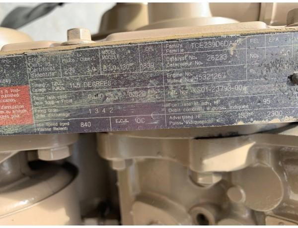 1996 CUMMINS 4BT 3.9L ENGINE 130 HP