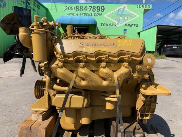 1992 CATERPILLAR 3208 ENGINE 210HP